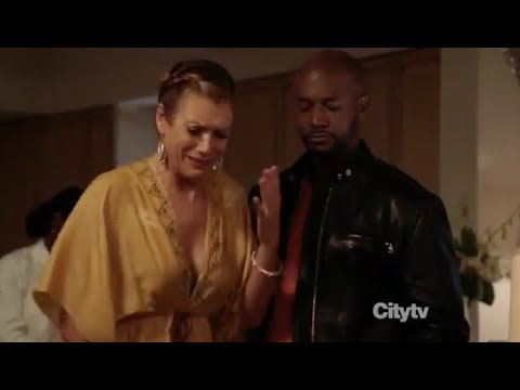 Private Practice - Addison Discovers Mark's Death and Violet Breaks Down