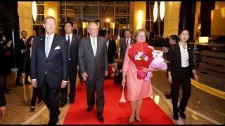 PPK llega a Shanghái como parte de su visita a China