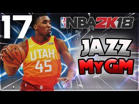 DRAYMOND GREEN FLOPPED! | NBA 2k18 Jazz MyGM Ep 17