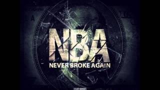 Joe Budden Ft. Wiz Khalifa & French Montana - NBA (Never Broke Again) [New CDQ Dirty NO DJ]