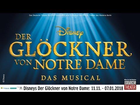 Disneys DER GLÖCKNER VON NOTRE DAME | Offizieller Trailer