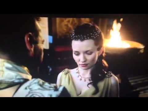 Emily Browning On Pompeii's Costumes
