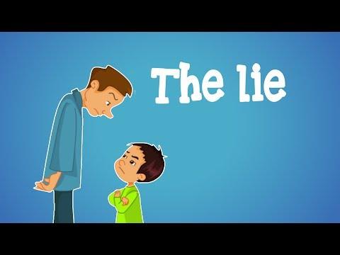 The lie – little muslim