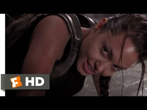 Lara Croft: Tomb Raider (6/9) Movie CLIP - Escaping the Temple (2001) HD