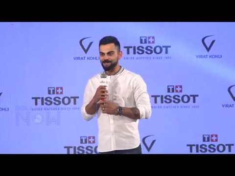 Anushka Sharma's Husband Virat Kohli Walks The Ram