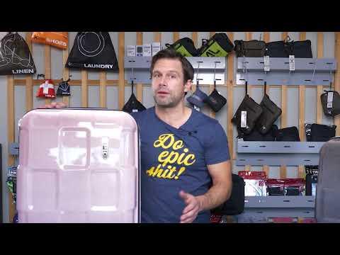 Відео огляд валізи Epic Crate Reflex (S) Crystal Rose