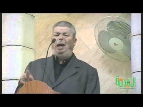 خطبة الجمعة لفضيلة الشيخ عبد الله 22/2/2013