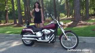 5. Used 2004 Harley Davidson Softail Deuce Motorcycles for sale
