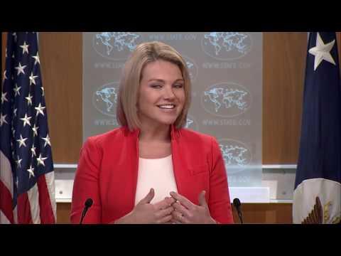 Department Press Briefing - October 9, 2018