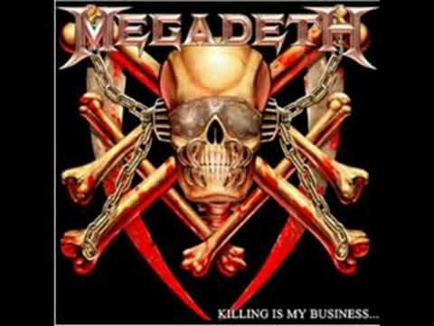 ����� Megadeth - Bodies Left Behind