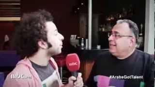 Arabs Got Talent - الجميع يعرف رقم التصويت... - نائل جمال