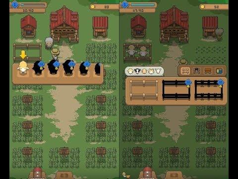 《Tiny Pixel Farm 像素農場》手機遊戲玩法與攻略教學!