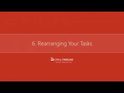 How to use Plus Edition - Quick Start | Office Timeline 3.61