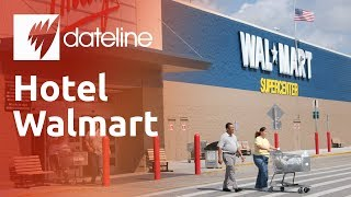 Video Meet the Homeless Americans Living in Walmart Parking Lots MP3, 3GP, MP4, WEBM, AVI, FLV Maret 2019