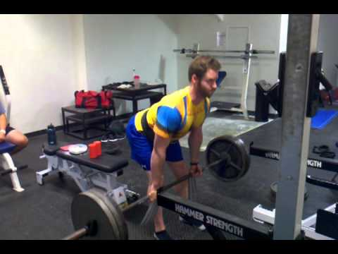 hugh jackman romanian deadlifts 180 kg 396 pounds instagram video
