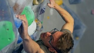 Bouldering Battles - Fighting My Arch Enemy! by Eric Karlsson Bouldering