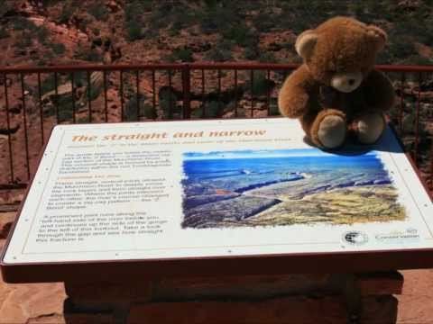 Marly's Visit To Western Australia
