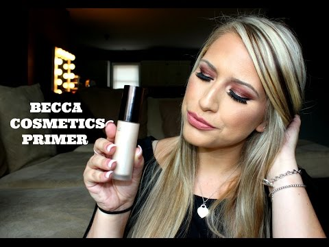 Becca Cosmetics Backlight Priming Filter  Review & Demo