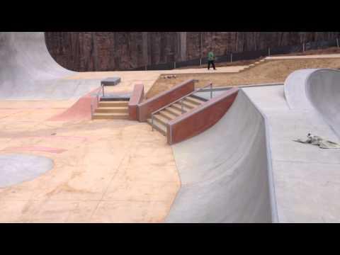 Cosca Skatepark in Clinton MD