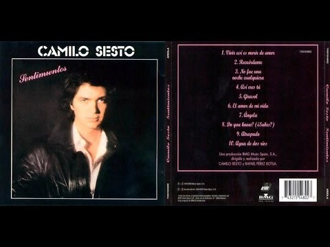 Camilo Sesto - As Eres T
