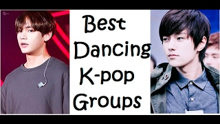 Video 10 Best DANCING Kpop Groups (boy) MP3, 3GP, MP4, WEBM, AVI, FLV Januari 2019