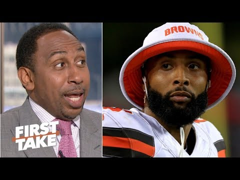 Video: Odell Beckham is playing right into Gregg Williams' hands – Stephen A. | First Take