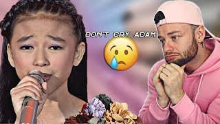 Video Anneth - I'll Never Love Again ( Lady Gaga ) | Indonesian Junior Idol | REACTION MP3, 3GP, MP4, WEBM, AVI, FLV Desember 2018