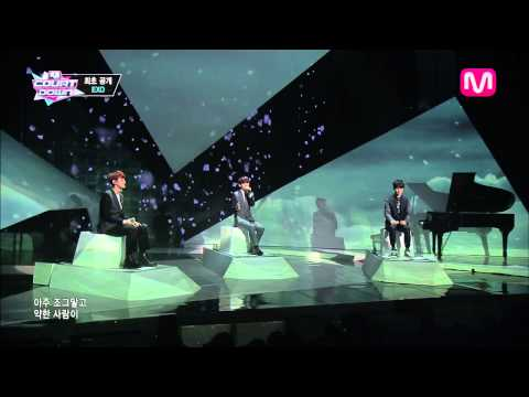 m. - 2013년 12월 05일 목요일 EXO_12월의 기적 Miracles in December by EXO@Mcountdown 2013.12.05 Mnet Mcountdown airs every Thursday 6pm(KST) Enjoy live-streaming on http://w...