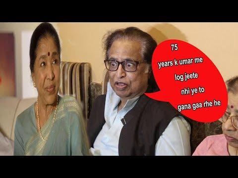 PC Of Mangeshkar Family For Announce Of Deenanath Mangeshkar Awards 2018