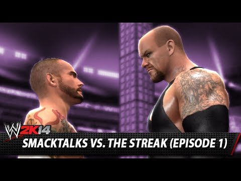 Smacktalks - Find out how I got on in my in my attempt to end The Streak as CM Punk!