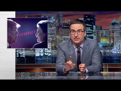 donald trump and hillary clinton scandals by last week tonight with john oliver