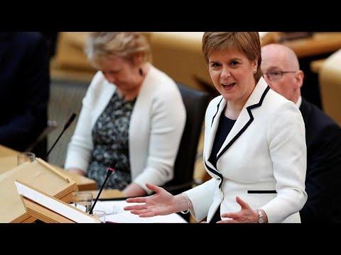 Großbritannien: Sturgeon will zweites Unabhängigkeits ...