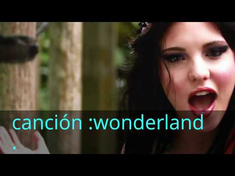 mis xv wonderland - I created this video with the YouTube Video Editor (http://www.youtube.com/editor)