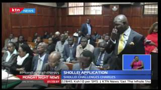 Gladys Boss Shollei Objects To Her Trial On Grounds That The Charges Are Vague