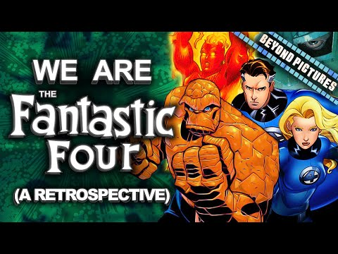We are the Fantastic Four (A Retrospective)   Beyond Pictures