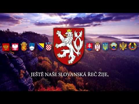 "Slavic Anthem In Czech - ""Hej, Slované"""