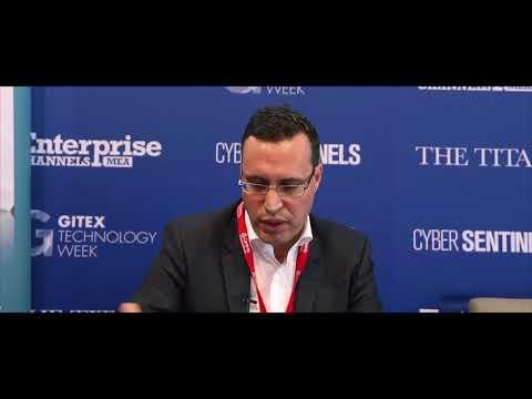 Kamel Heus, Regional Sales Manager MEA, Centrify