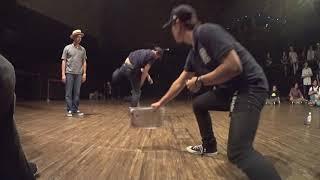 Yosuke vs Gutta Twiggz – DANCE ALIVE HERO'S 2018 ALL STYLES KANTO CHARISMAX BEST8