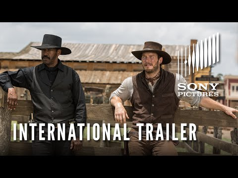 The Magnificent Seven (International Trailer)