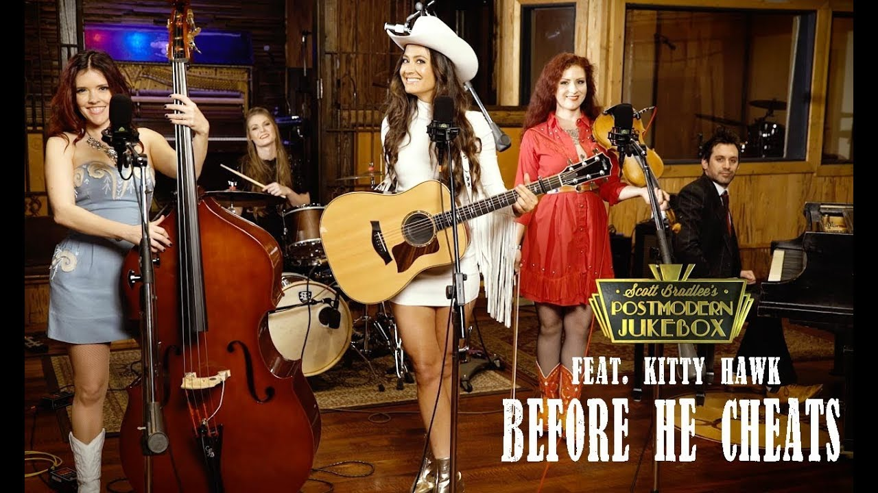 Before He Cheats – Carrie Underwood (Vintage Country Cover) ft. Kitty Hawk