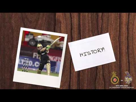 KKR Flashbacks | Royal Challengers Bangalore (RCB) vs Kolkata Knight Riders (KKR)
