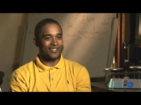 Student Voices, Student Leaders - Jermaine Stewart