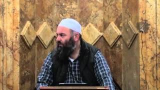 202. Pas Namazit të Sabahut - Madhërimi i shejtërive të muslimanëve - Hadithi 232 pj 1