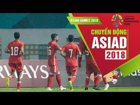 Olympic Bahrain - đối thủ của thầy trò HLV Park Hang Seo tại vòng 1/8 | VFF Channel (видео)