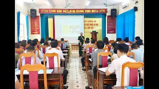 Khai giảng lớp bồi dưỡng kiến thức quốc phòng - an ninh cho đối tượng 4 năm 2019
