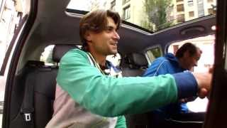 Road to Roland-Garros with David Ferrer