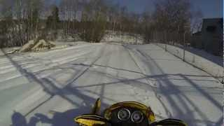 8. Ski-Doo MXZ ADRENALINE 600 H.O SDI (30-03-2013) Part 1