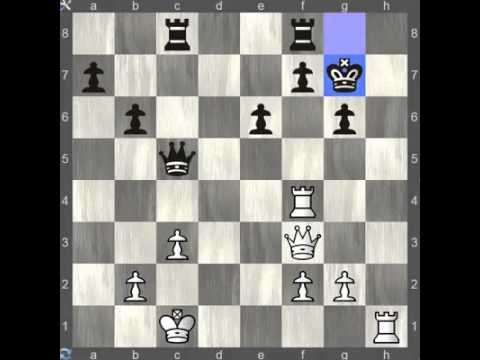 The Greatest Chess Games Kasparov, Garry (2770) – Anand, Viswanathan (2650) 0-1_Sunday Chess Tv
