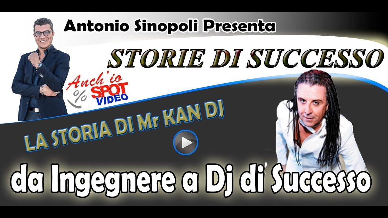 La storia di successo di Mr. Kan