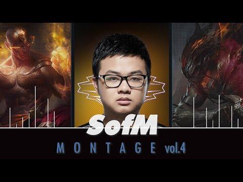SofM - The Legendary Player of Vietnam | League of Legends Montage Vol.4 - Thời lượng: 3:51.